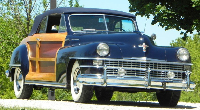 1948 Chrysler Town And Country Image 1