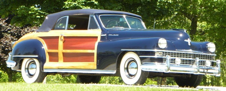 1948 Chrysler Town And Country Image 3
