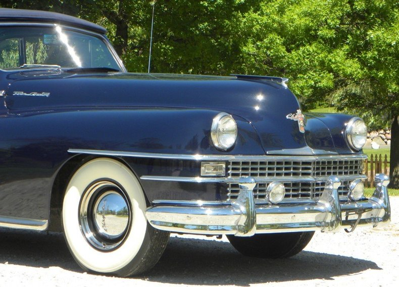 1948 Chrysler Town And Country Image 8