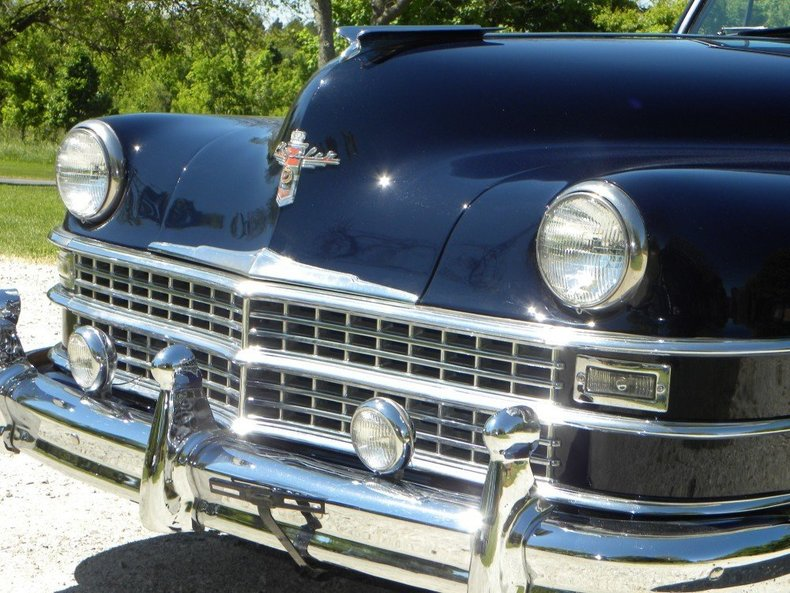 1948 Chrysler Town And Country Image 21