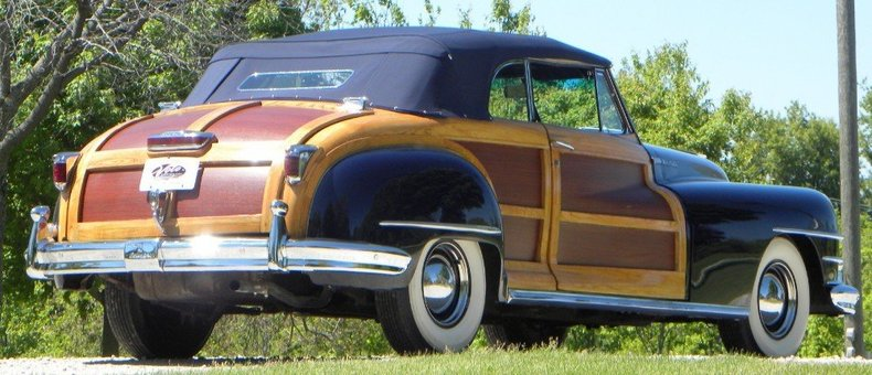 1948 Chrysler Town And Country Image 25
