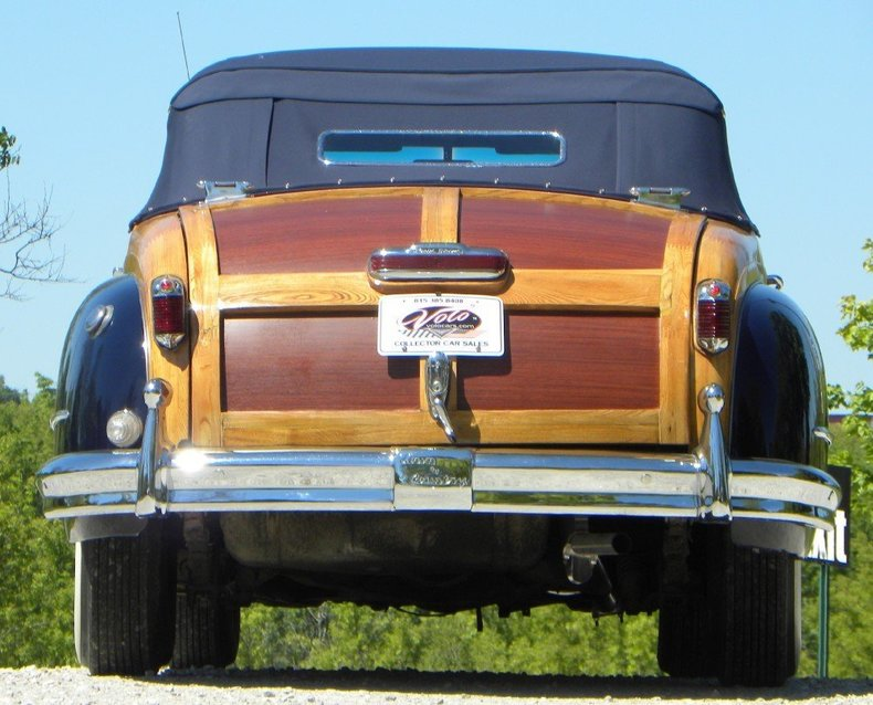 1948 Chrysler Town And Country Image 26