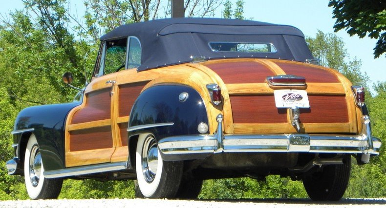 1948 Chrysler Town And Country Image 28