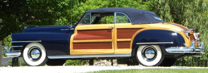 1948 Chrysler Town And Country Image 29
