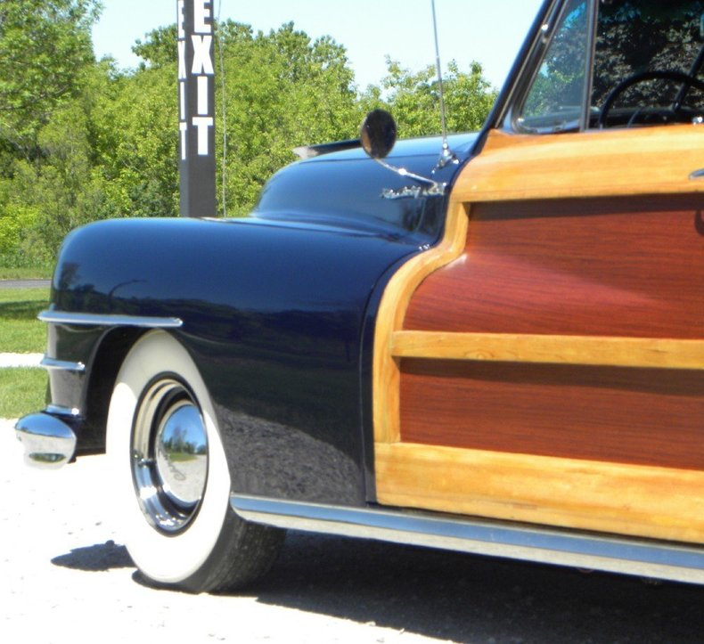 1948 Chrysler Town And Country Image 30