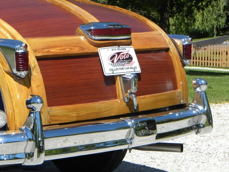 1948 Chrysler Town And Country Image 32