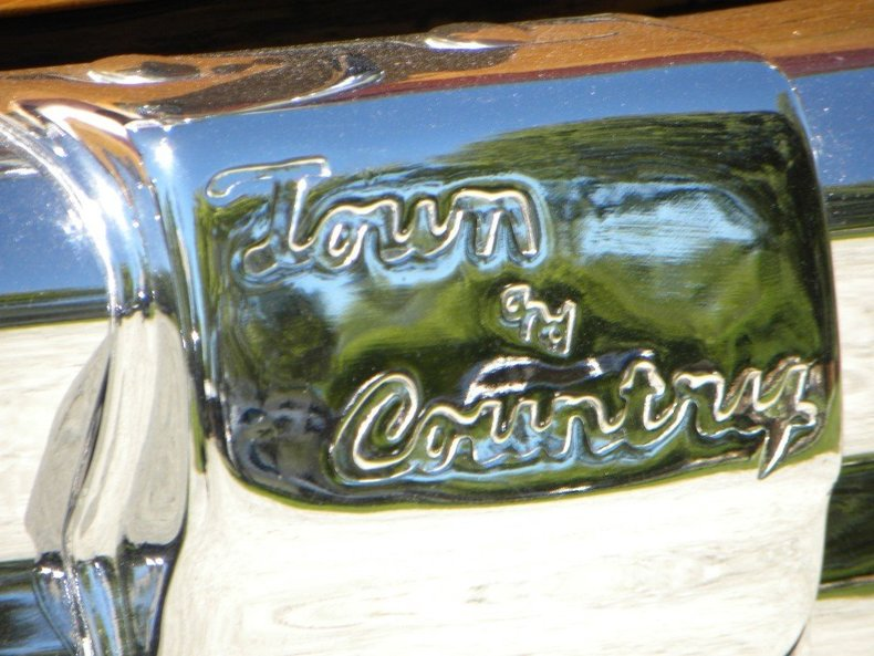 1948 Chrysler Town And Country Image 33