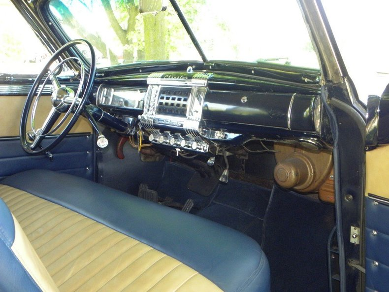 1948 Chrysler Town And Country Image 50