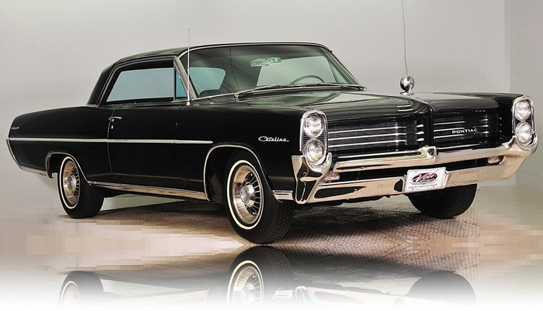 1964 Pontiac Catalina Image 21
