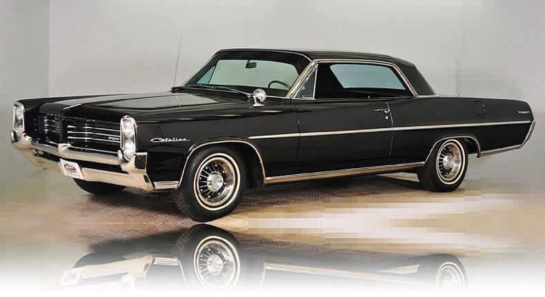 1964 Pontiac Catalina Image 50