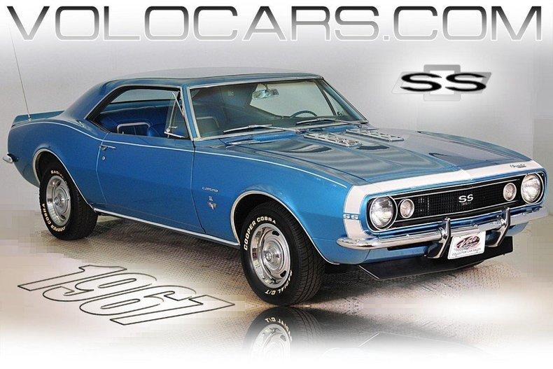 1967 Chevrolet  Image 1