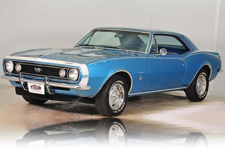 1967 Chevrolet  Image 17