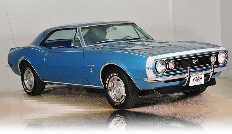 1967 Chevrolet  Image 33