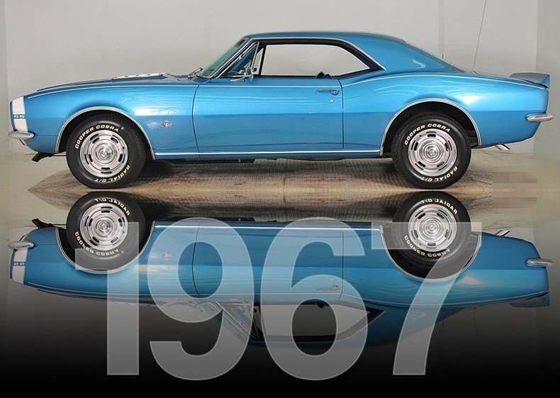 1967 Chevrolet  Image 37