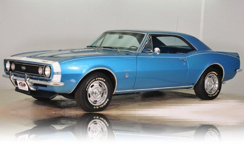 1967 Chevrolet  Image 47