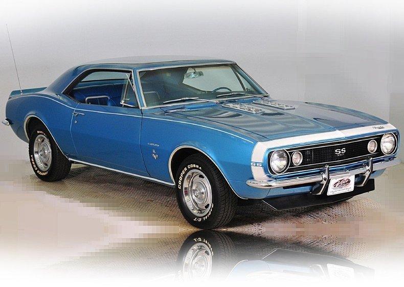 1967 Chevrolet  Image 51