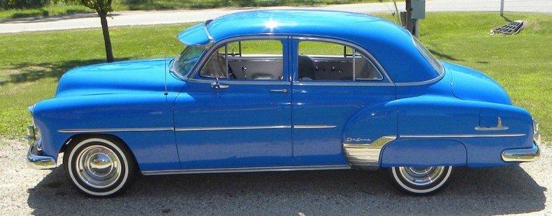 1952 Chevrolet Sedan Image 7