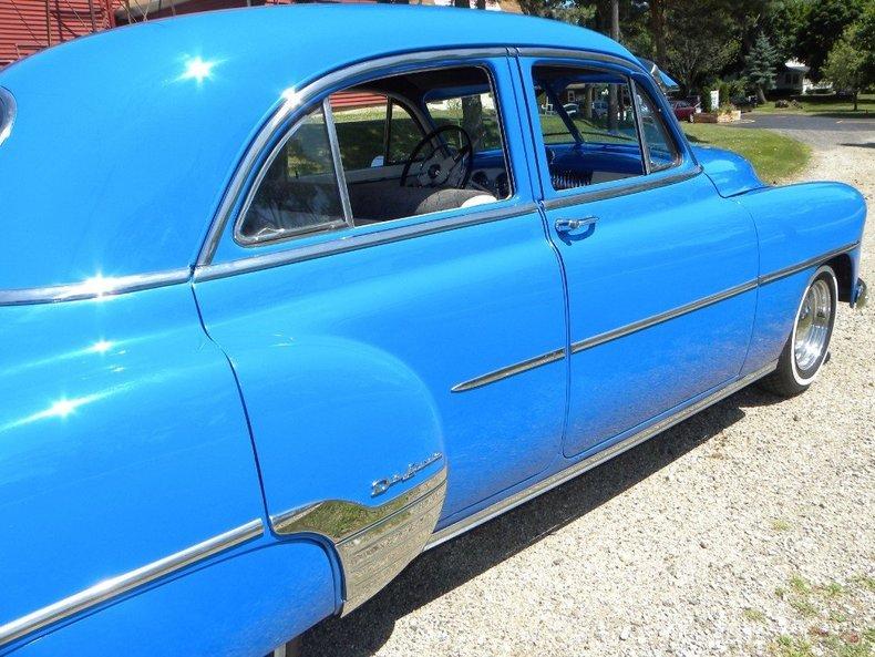 1952 Chevrolet Sedan Image 13
