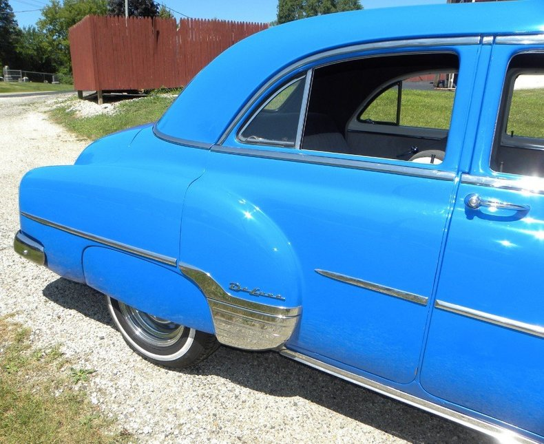 1952 Chevrolet Sedan Image 14
