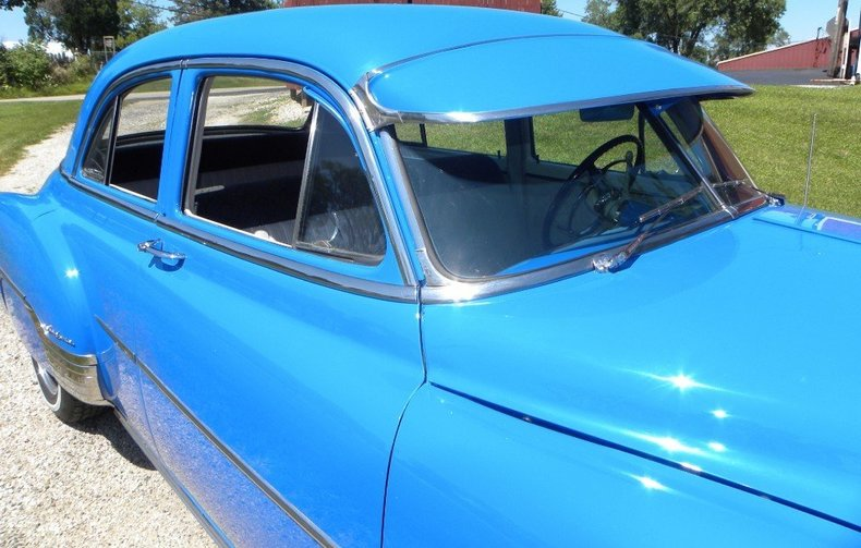 1952 Chevrolet Sedan Image 15