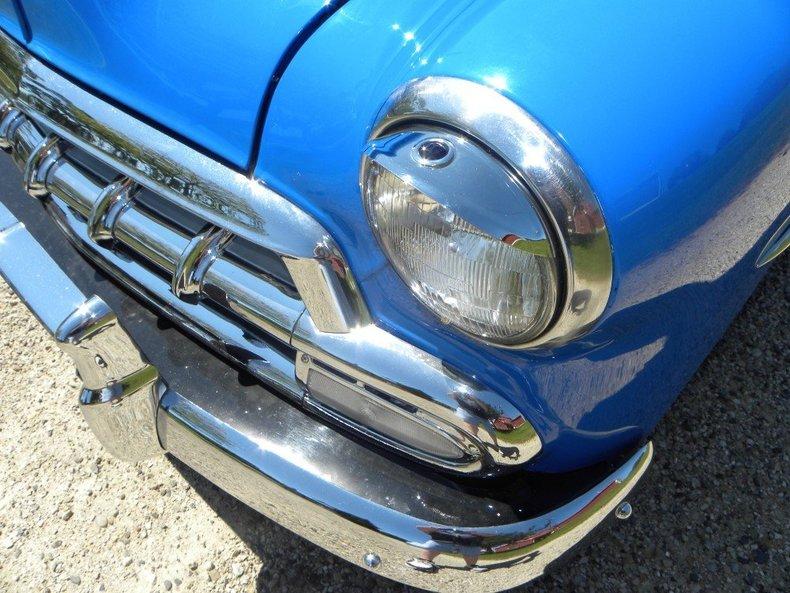 1952 Chevrolet Sedan Image 19