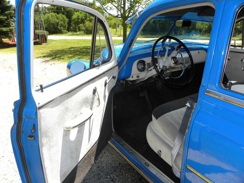 1952 Chevrolet Sedan Image 23