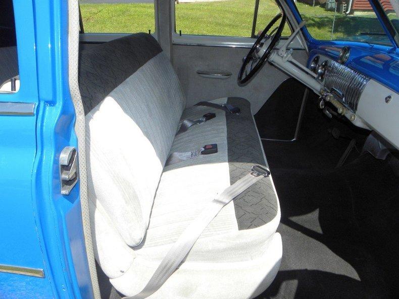 1952 Chevrolet Sedan Image 31