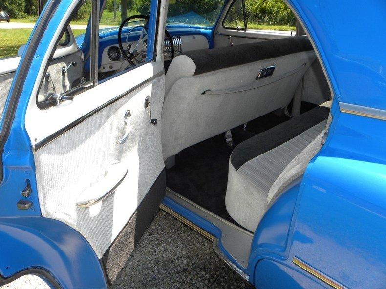 1952 Chevrolet Sedan Image 36