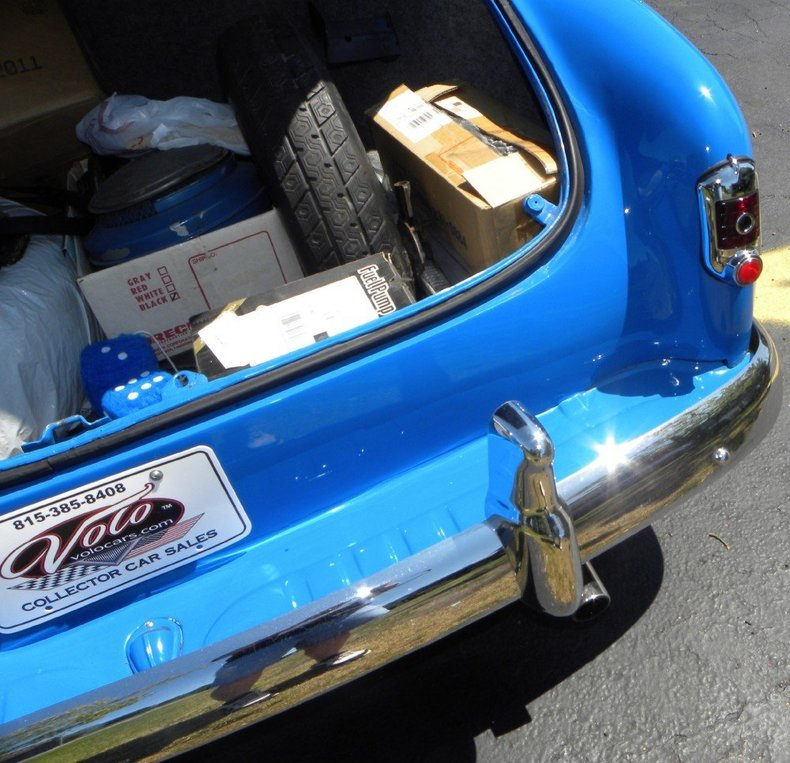 1952 Chevrolet Sedan Image 56