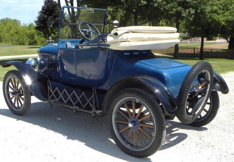 1924 Ford Model T Image 3