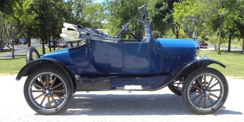 1924 Ford Model T Image 6