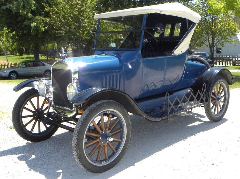 1924 Ford Model T Image 31