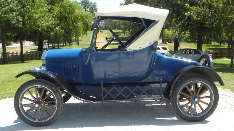 1924 Ford Model T Image 32