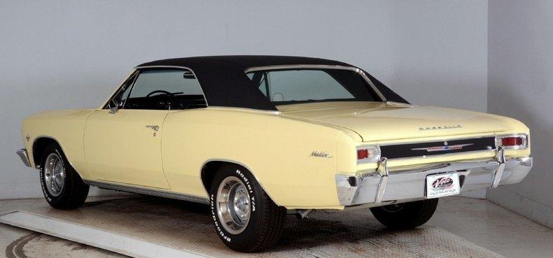 1966 Chevrolet Chevelle Image 16