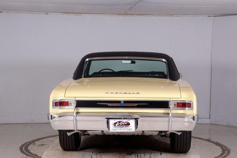 1966 Chevrolet Chevelle Image 38