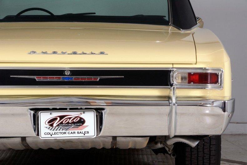1966 Chevrolet Chevelle Image 43