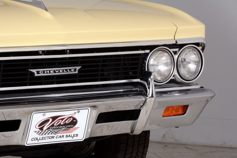 1966 Chevrolet Chevelle Image 49
