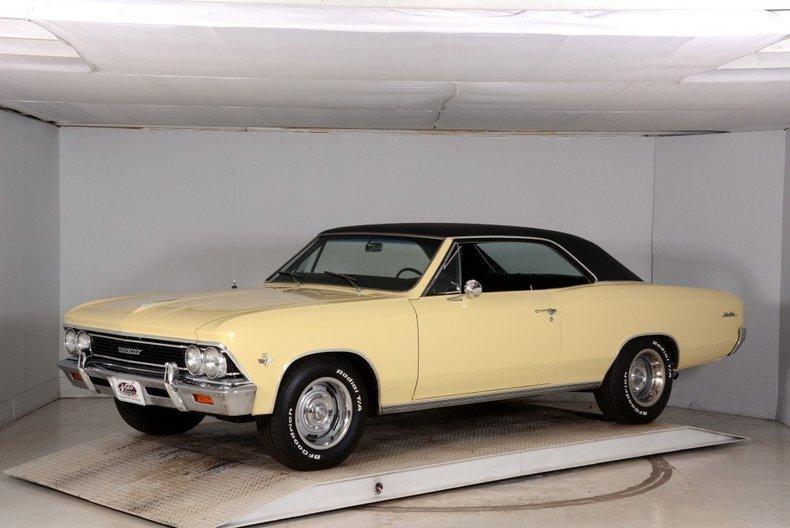 1966 Chevrolet Chevelle Image 54