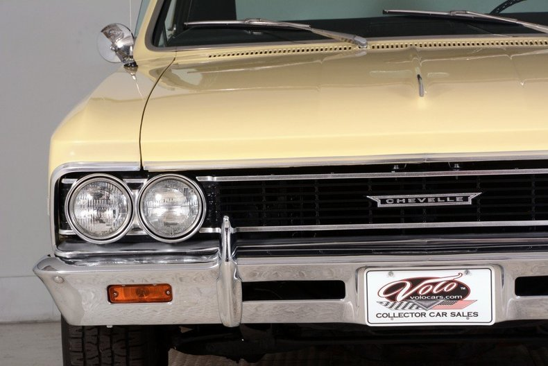 1966 Chevrolet Chevelle Image 59