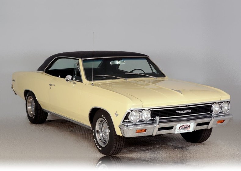 1966 Chevrolet Chevelle Image 69