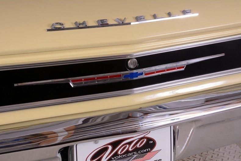 1966 Chevrolet Chevelle Image 70