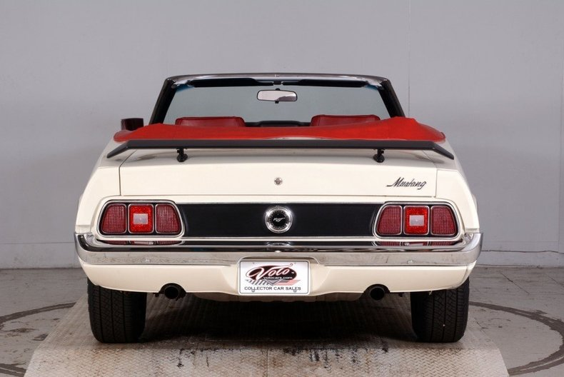 1972 Ford Mustang Image 18