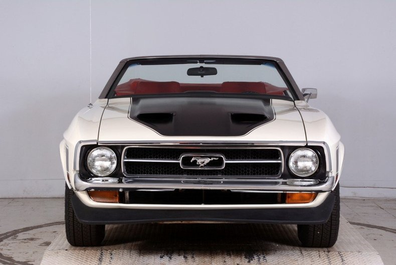 1972 Ford Mustang Image 22