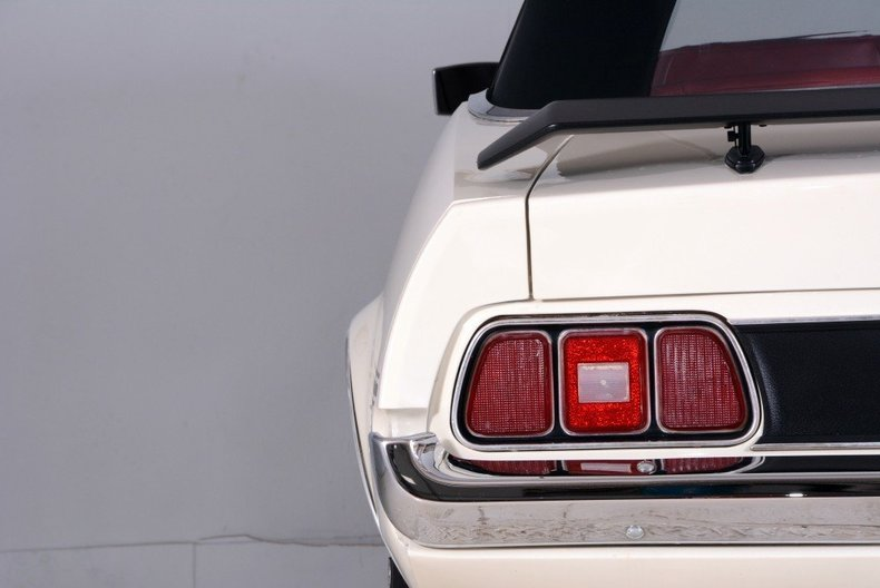 1972 Ford Mustang Image 25