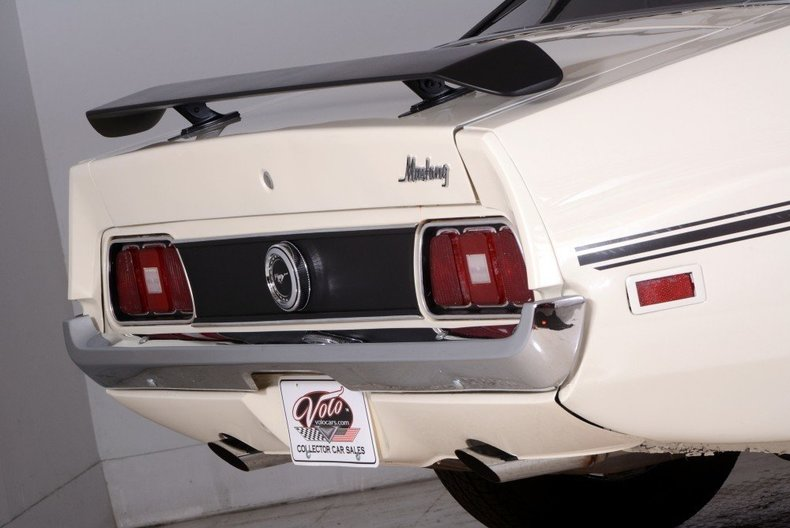 1972 Ford Mustang Image 29