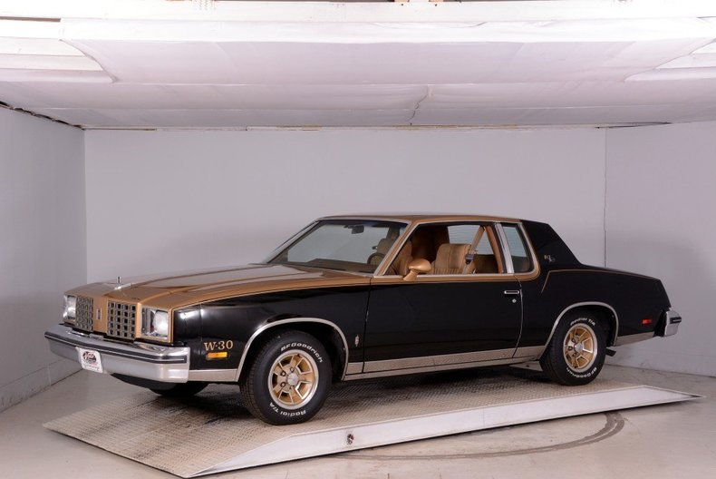 1979 Oldsmobile Cutlass Supreme Image 38