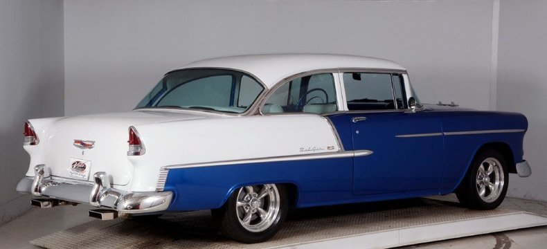 1955 Chevrolet Custom Image 3
