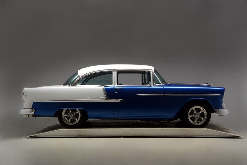 1955 Chevrolet Custom Image 5