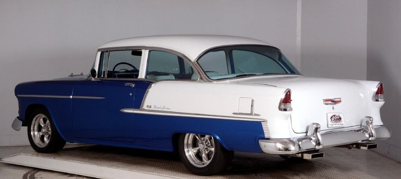 1955 Chevrolet Custom Image 35