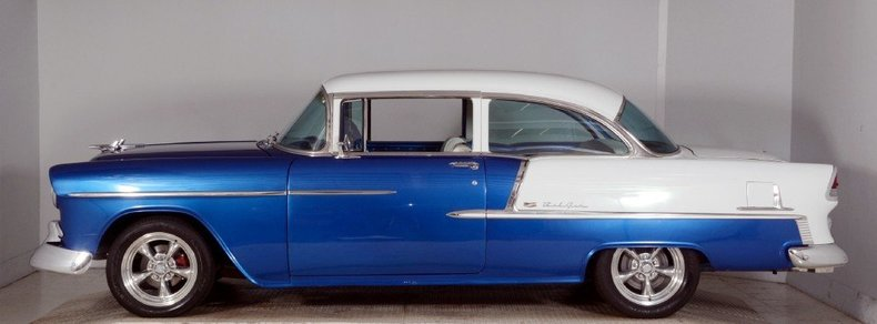 1955 Chevrolet Custom Image 45